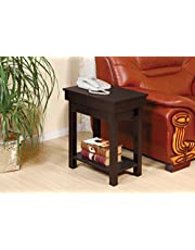 Q-Max Coffee Table, RED COCOA