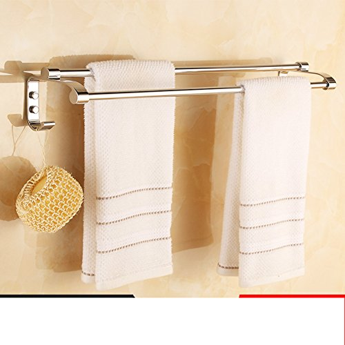 cheap Stainless steel Towel rack/Bathroom Accessories/Towel Bar/towel rack/Towel shelf -F