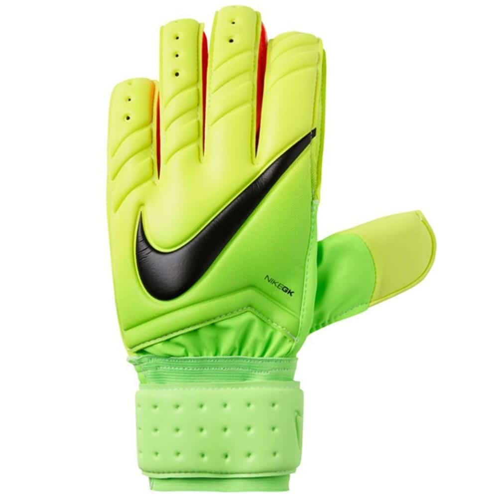 Nike Spyne Pro Electric Green/Voltゴールキーパーグローブ B07235KSL76