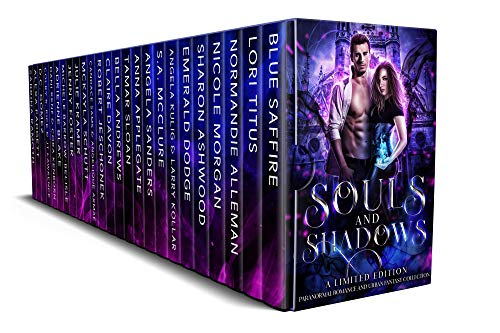Souls and Shadows Cover