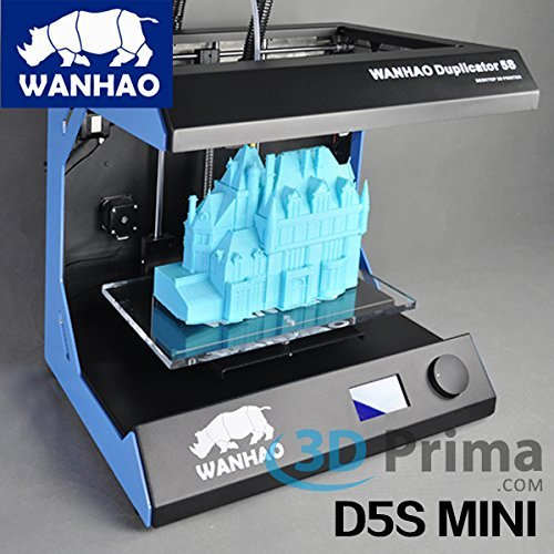 3D Prima Wanhao Duplicator 5S Mini 3D-Printer