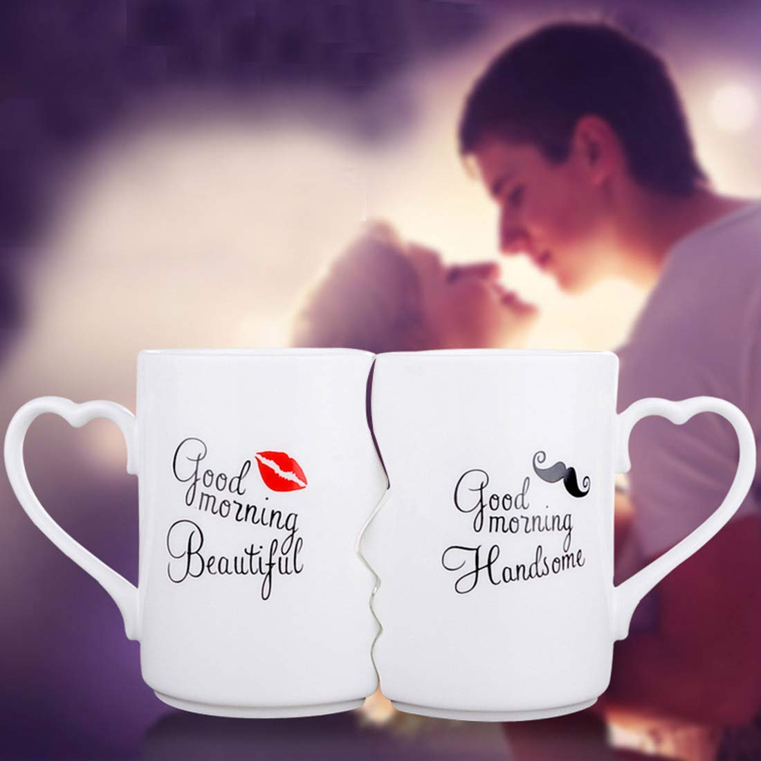 Kissing Mug Set
