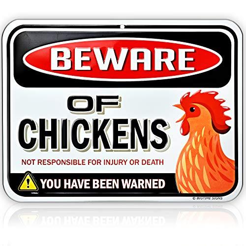 tin chicken - 6