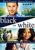 Black or White [DVD] (2014)