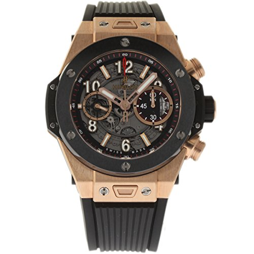 Hublot Big Bang 45mm swiss-automatic mens Watch 411.OM.1180.RX (Certified Pre-owned)