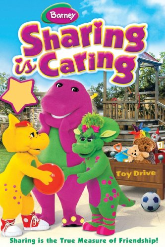 Barney: Sharing is Caring ()