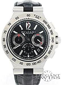 Bvlgari Diagono automatic-self-wind mens Watch DP42SCH (Certified Pre-owned)