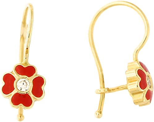 statement earrings long dangle earrings Round resin dangle earrings on kidney shaped ear wires unique gift for her resin jewelry