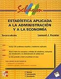 img - for Estadistica Aplicada a la Administracion y a la Economia with 3.5 Disk (Schaum) (Spanish Edition) book / textbook / text book