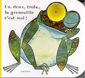 """Afficher """"Un, deux, trois, la grenouille c'est moi !"""""""