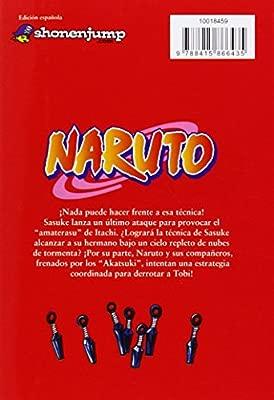 Naruto nº 43/72 (Manga Shonen): Amazon.es: Masashi Kishimoto ...