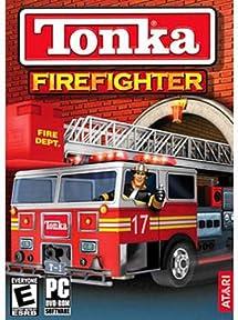 Tonka FireFighter - PC: Video Games - Amazon com