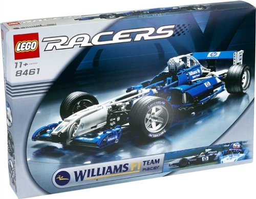 8461 LEGO Racers Williams F1 Team Racer günstig kaufen
