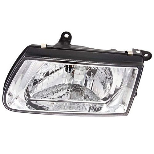 Isuzu Rodeo Headlamp - For 2000-2002 ISUZU RODEO HONDA PASSPORT Driver Side OEM Replacement HeadLight Head Lamp IZ2502105