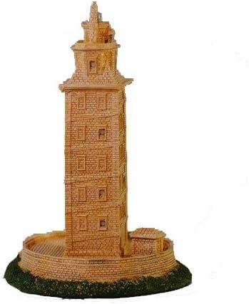 ZINGS Réplica de la Torre de Hércules (A Coruña): Amazon.es: Hogar