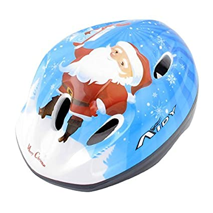 eDealMax Regalo de Navidad Snowboard Vespa del patinaje sobre ruedas que compite Con cascos tamaño S