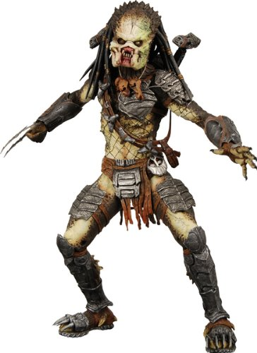 Alien VS. Predator: Requiem NECA Action Figure Series 2 Predator Unmasked