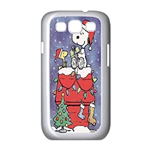 LSQDIY(R) christmas Samsung Galaxy S3 I9300 Hard Back Case, Personalized Samsung Galaxy S3 I9300 Case christmas