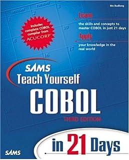 COBOL IN 21 DAYS EBOOK