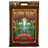 Fox Farm FX14054 Happy Frog Potting Soil, 12 Quart