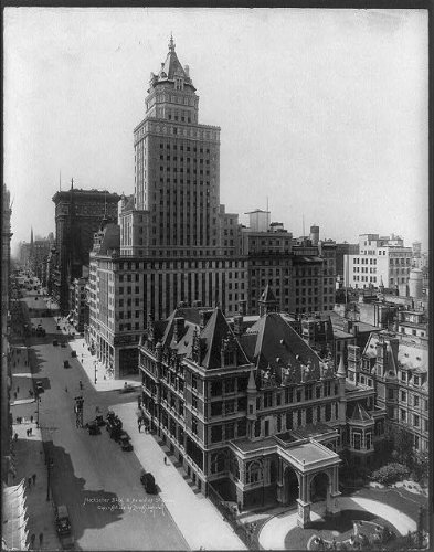 Photo: Heckscher Building,c1921,5th Ave and 57th - Ave 5th 57th And