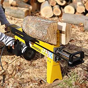 WoodEze 4-Ton Electric Log Splitter - LS56-1