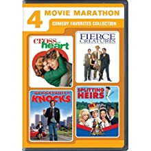 4 Movie Marathon: Comedy Favorites Collection (Cross My Heart / Fierce Creatures / Opportunity Knocks / Splitting Heirs) (1987)