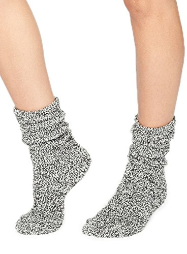 BAREFOOT DREAMS THE COZYCHIC HEATHERED WOMEN