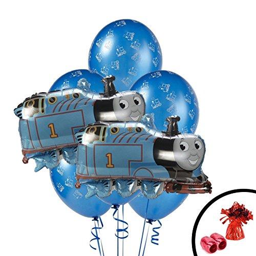 BirthdayExpress Thomas The Train Party Supplies Jumbo Balloon