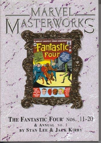 Marvel Masterworks: Fantastic Four Vol. 2 (Variant Cover) pdf