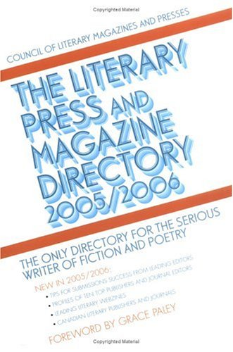 Council Of Literary Magazines And Presses Author Profile ...