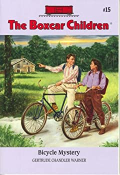 Bicycle Mystery 0590426826 Book Cover