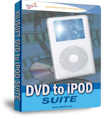 Xilisoft DVD Movie to iPod Video and Audio Converter Suite (Windows Software)