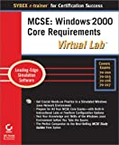 img - for MCSE: Windows 2000 Core Requirements Virtual Lab book / textbook / text book