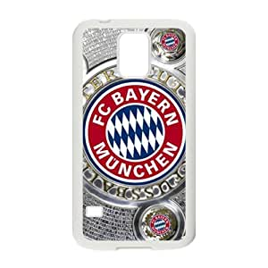 RELAY Fc Bayern Munchen Fashion Comstom Plastic case cover For Samsung Galaxy S5