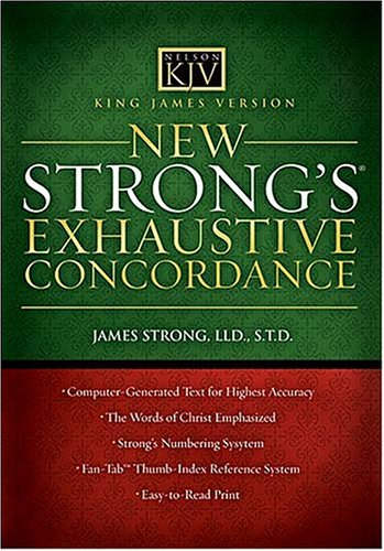 Download King James Version New Strongs Exhaustive