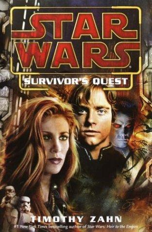 book cover of Survivor\'s Quest
