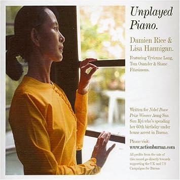 Damien Rice Unplayed Piano Amazon Music