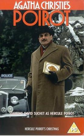 Agatha Christie's Poirot: Hercule Poirot's Christmas DVD 1989 ...
