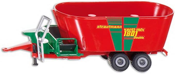 SIKU Strautmann Feed Mixing Trailer Pack of 1: Amazon co uk