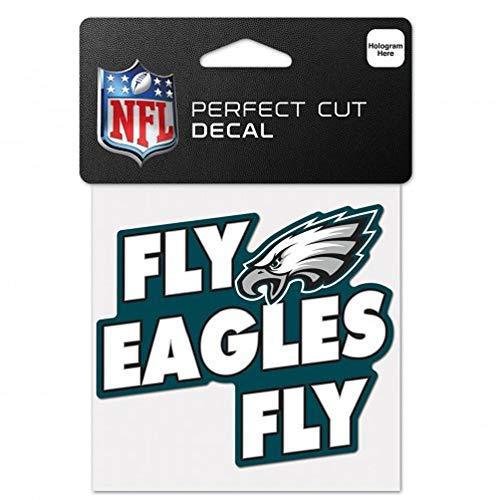 Wincraft Philadelphia Eagles Decal - WinCraft Philadelphia Eagles Slogan Perfect Cut Color Decal 4