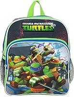 "Ruz Teenage Mutant Ninja Turtles Toddler 10"" Mini Backpack"