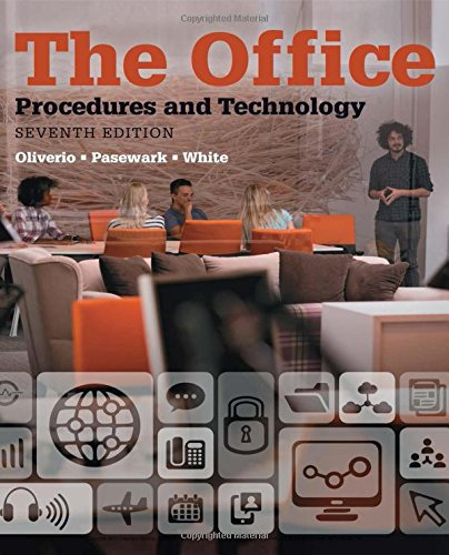 PDF DOWNLOAD The Office Procedures And Technology Popular Collection By Mary Ellen Oliverio