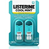 Listerine PocketMist Oral Care Cool Mint 0.52 oz (Pack of 12)
