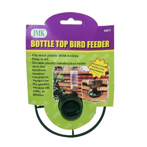 Marshall TYG4618 Miles Kimball Bird Feeder, 1 Pack, Green Single