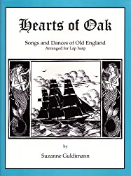 Hearts of Oak: Songs and Dances of Old England, Arranged for Lap harp