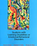 img - for Students with Learning Disabilities or Emotional/Behavioral Disorders book / textbook / text book