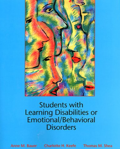 Students with Learning Disabilities or Emotional/Behavioral Disorders