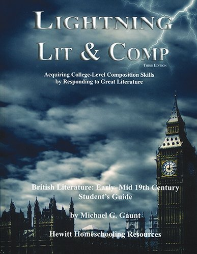 Lightning Lit & Comp: British Lit Early-Mid 19th Century 3rd Edition (Lightning Lit & Comp)