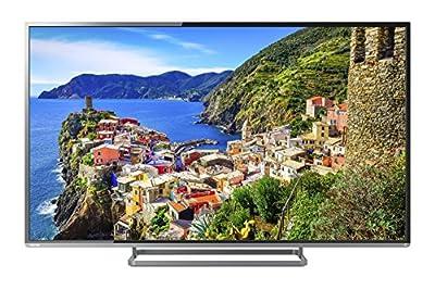 Toshiba 58L8400U 58-Inch 4K Ultra HD 120Hz Smart LED HDTV (Discontinued)